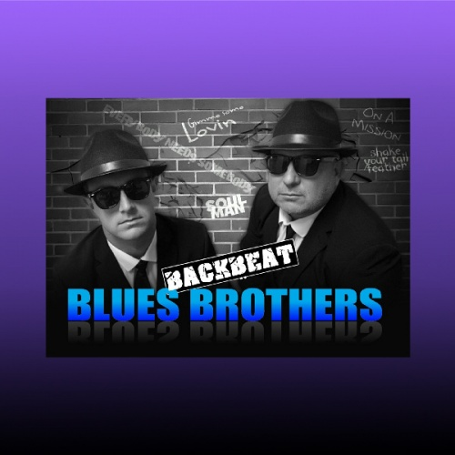 Backbeat Blues Brothers