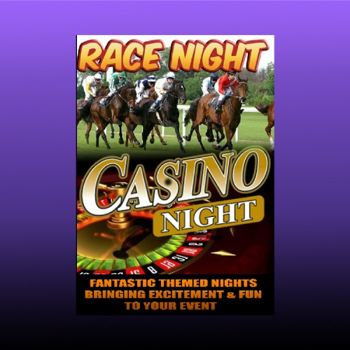 Race Night Or Casino Night
