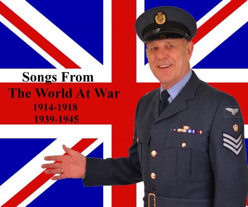 Sergeant Macgregor The World At War Tribute Artiste