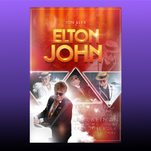 Jon Alex - A Tribute To Elton John