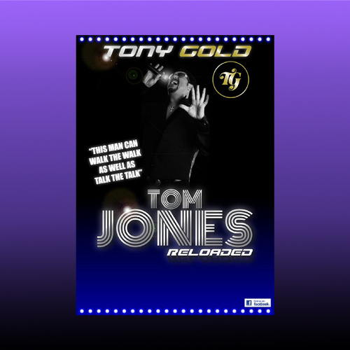 Tony Gold As Tom Jones