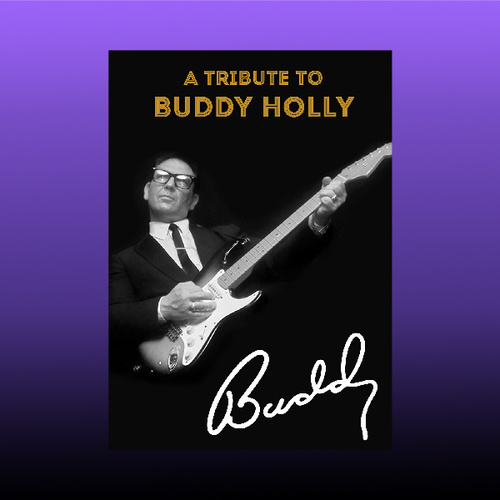 Buddy Holly Tribute Entertainer